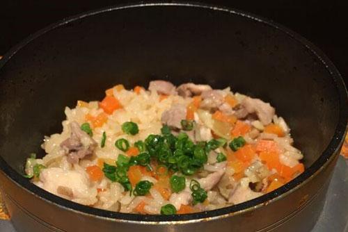釜炊きご飯(一合)